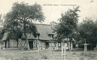 chaumier normande