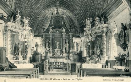 interieur eglise