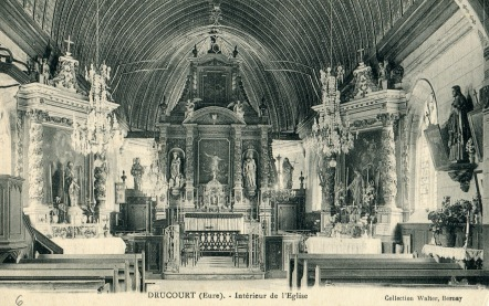 interieur eglise