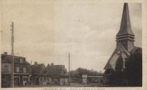 la station et l'eglise