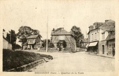 quartier de la poste